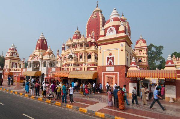 Храм Лакшми-Нараян в Дели