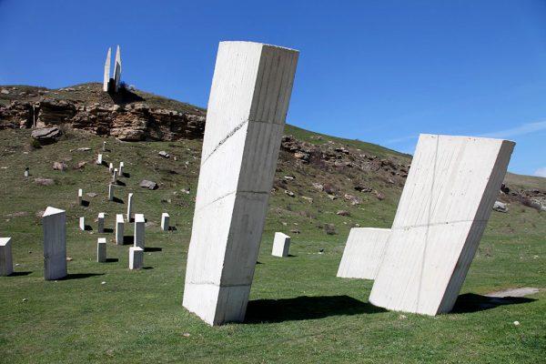 Памятник «Защитникам перевалов»