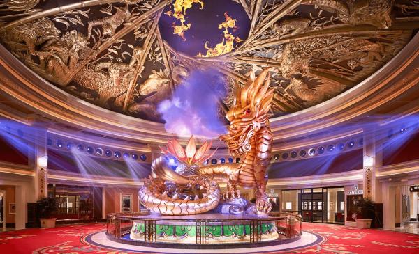 Шоу «Сокровище дракона»
