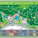 Карта парка Seac Pai Van Park