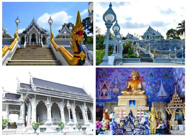 Белый храм Wat Kaew Korawaram