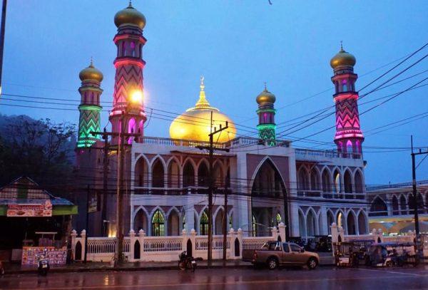 Мечеть Ao Nang Mosque