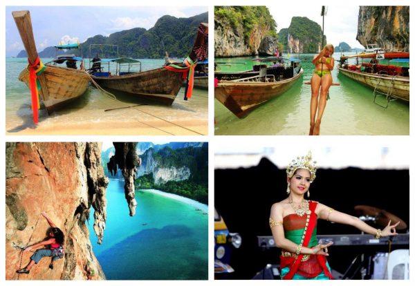 Фестиваль Андаманского моря в Краби