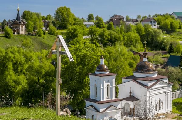 Историко-археологический памятник «Городище» в Малоярославце