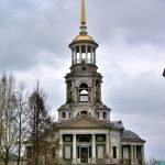 Церковь Образа Спаса Нерукотворного