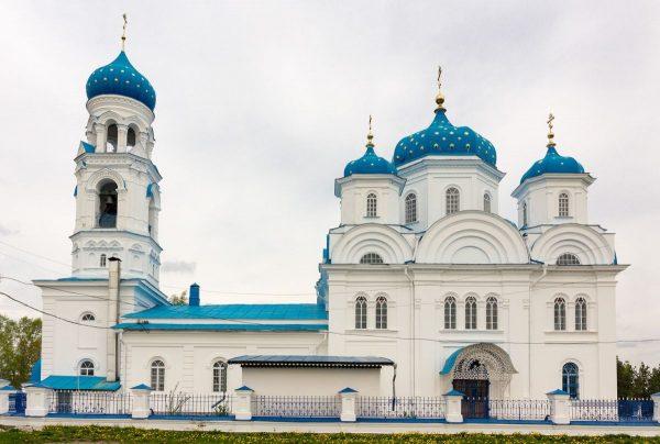 Михайло-Архангельский храм