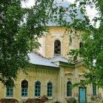 Церковь Знамения Божьей Матери