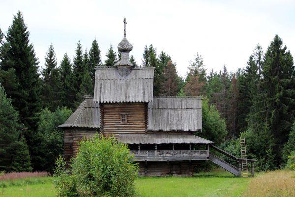 Церковь Преображения