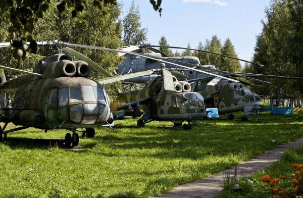 Музей вертолётов
