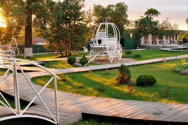 Парк «Любовь и Верность»