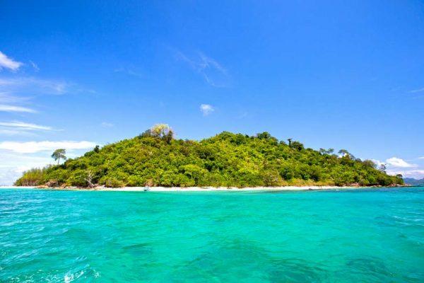 Остров Бамбу в провинции Краби