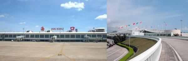 Аэропорты «Мэйлань» и «Феникс»