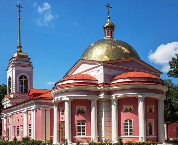 Храм святой Евдокии в Липецке