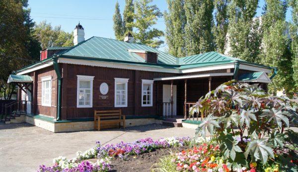 Дом-музей Г. В. Плеханова