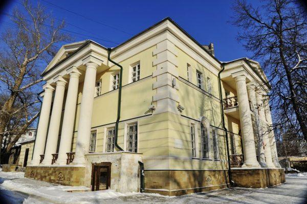 Бывший дом генерала Губина