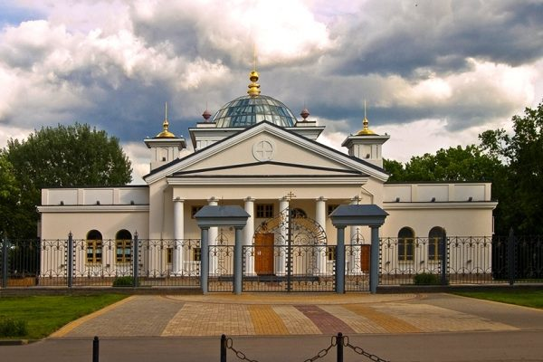Здание Липецкого епархиального управления