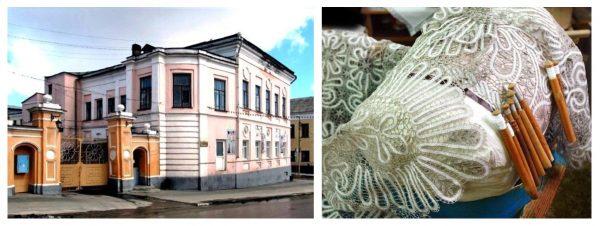 Фабрика «Елецкие кружева»