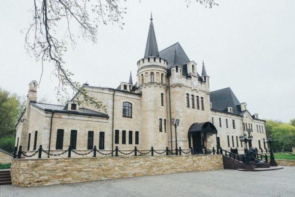 Борковский замок