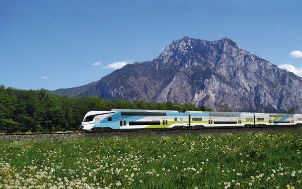 Поезд Вена — Зальцбург