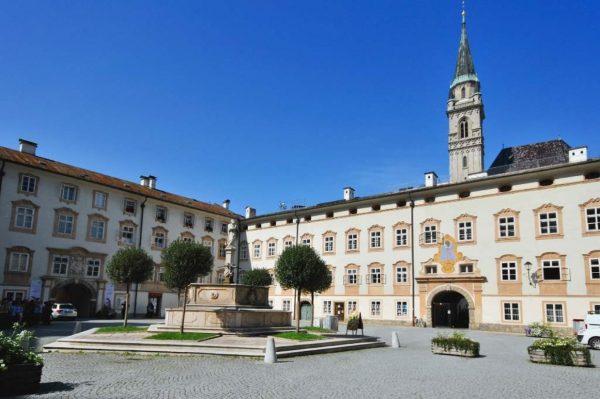 Монастырские здания
