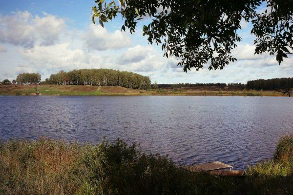 Дичковское озеро