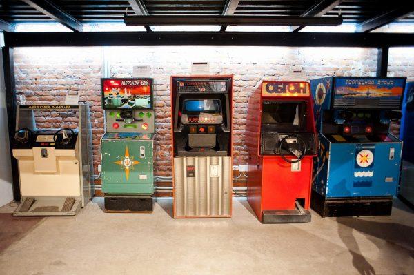 Музей ретро-автоматов