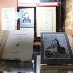 Экспозиция музея на Лисьей горе
