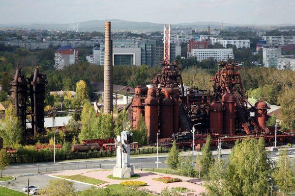 Завод-музей горнозаводской техники