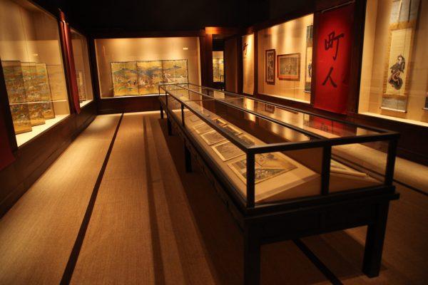 Экспонаты Национального музея Токио
