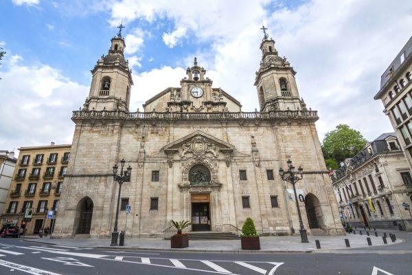 Фасад храма Святого Николая