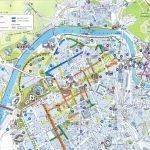 Подробная карта Бильбао