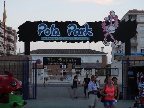 Парк развлечений Pola