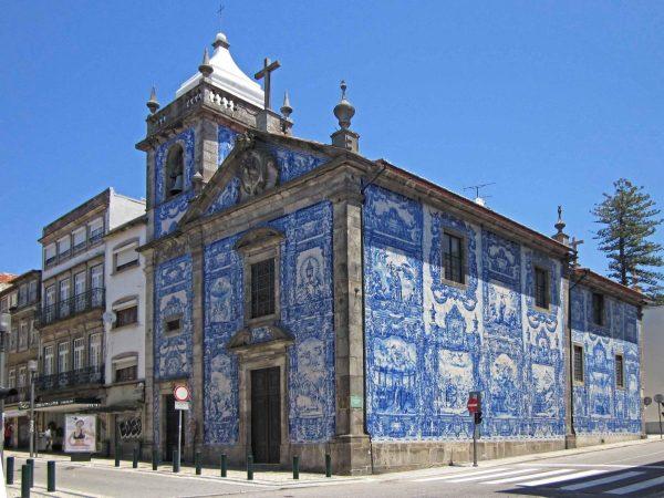 Капелла душ в Порту