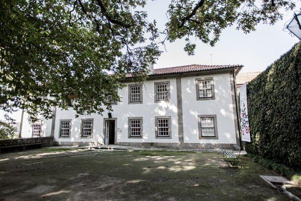Здание Музея романтики в Порту