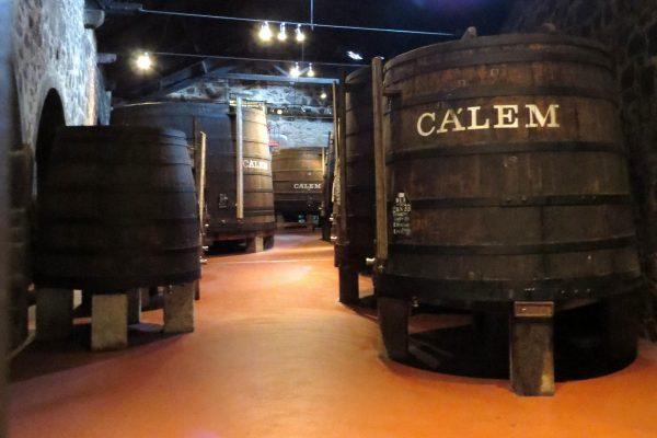 Музей портвейна в Порту