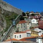 Вид на подъёмник у стены Фернандина