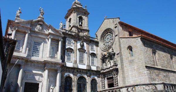 Церковь Святого Франциска в Порту