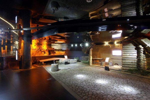 Подземный музей в Кракове