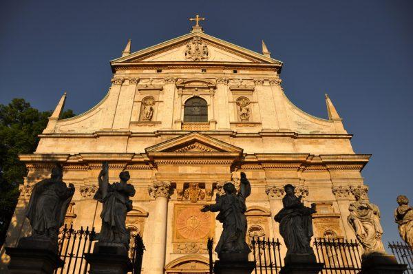 Костёл Святых Петра и Павла в Кракове