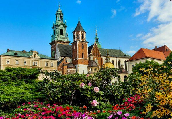 Собор Святых Станислава и Вацлава в Кракове