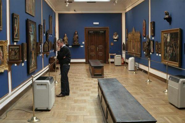 Экспозиция Национального музея Кракова