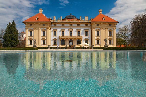 Замок Славков