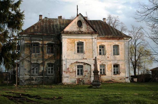 Усадьба Михаила Сердюковав в Вышнем Волочке