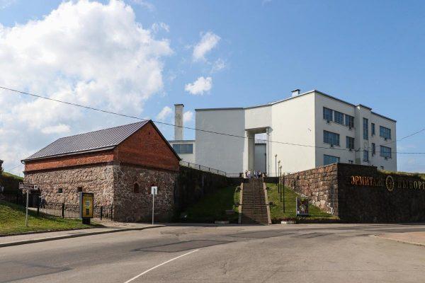 Пороховой погреб и выставочный центр «Эрмитаж-Выборг»