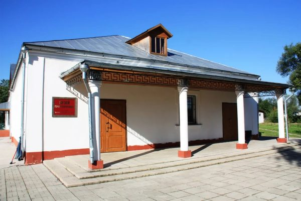 Музей героев-панфиловцев в Волоколамске