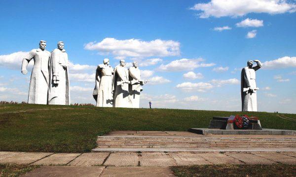 Мемориал «28 панфиловцев» возле Волоколамска