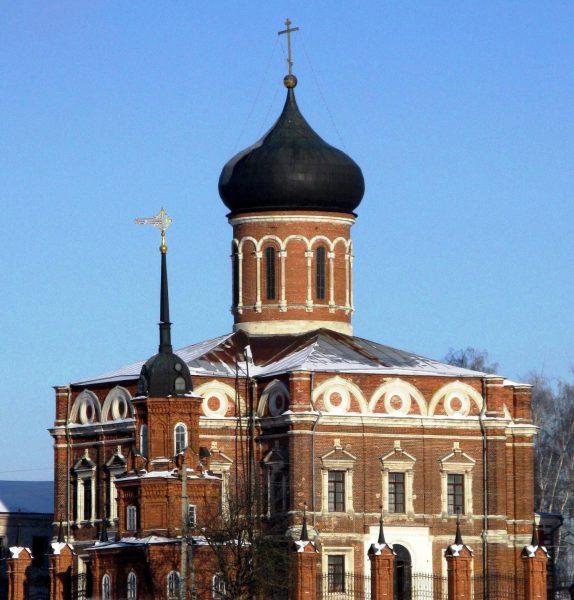 Никольский собор в Волоколамске