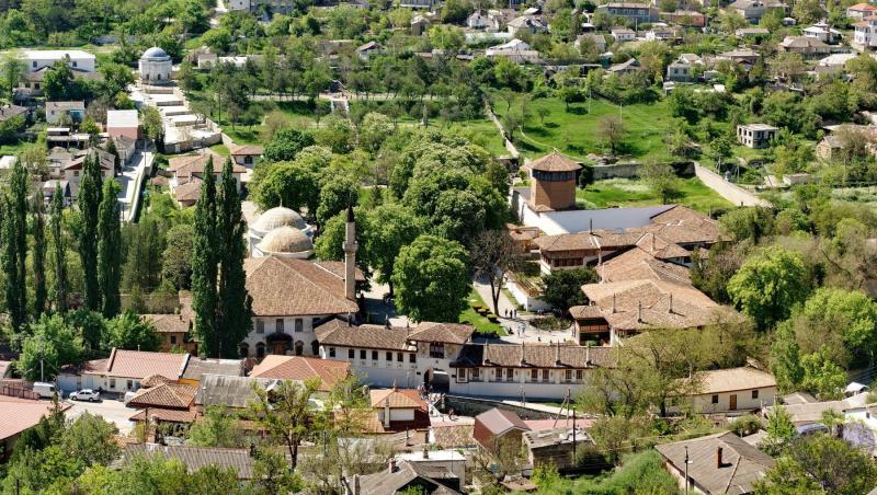 Увлекательная экскурсия по Бахчисараю