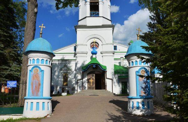 Храм Рождества Богородицы в Волоколамске