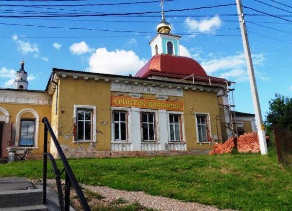 Христорождественский храм в Волоколамске